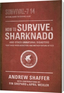 SharknadoBook
