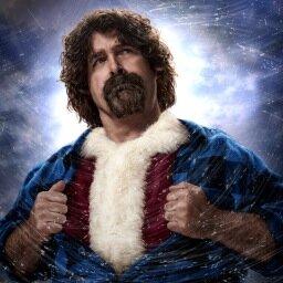 Mick Foley as Santa
