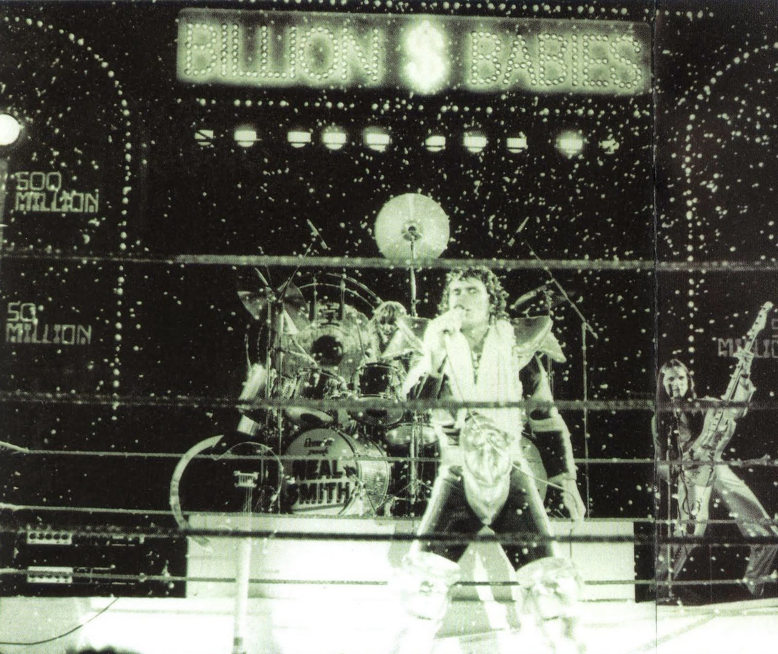 It Was A Tough Go For Billion Dollar Babies And There Is Little On The Internet About Them Here Is One Of The Best Histories On The Band And A Few Rare